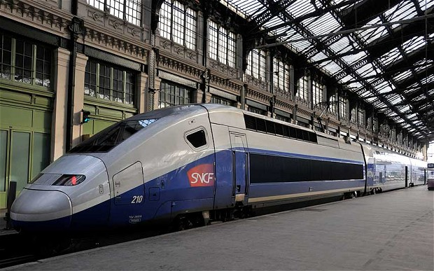 Tren de alta velocidad de barcelona a paris for Barcelona paris tren hotel