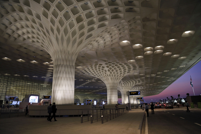 India Mumbai Airport