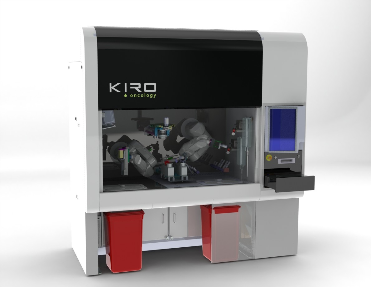 KIRO-ONCOLOGY-ROBOT