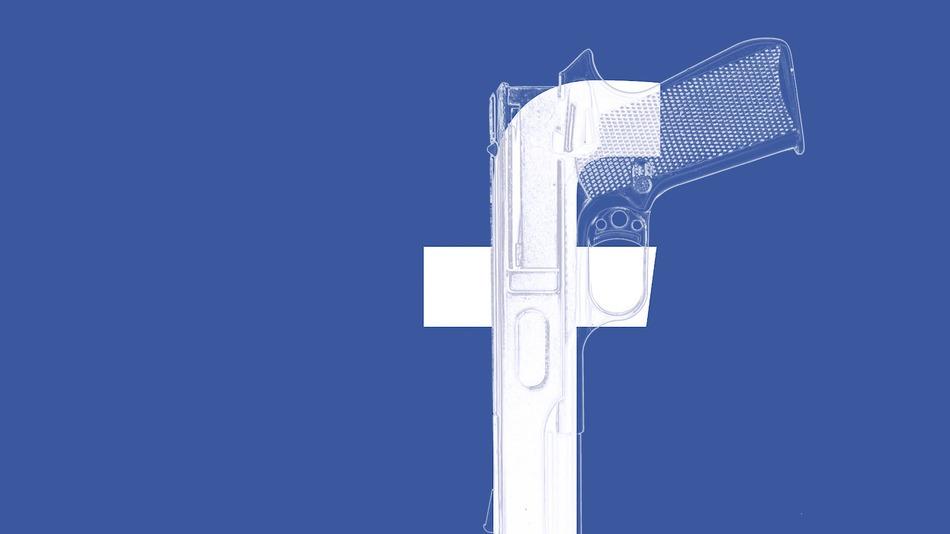facebook y la venta de armas