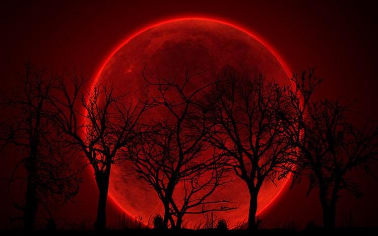 luna de sangre este martes santo