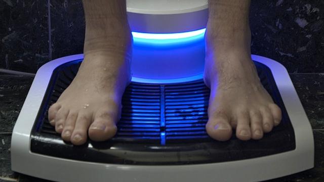 secador del cuerpo