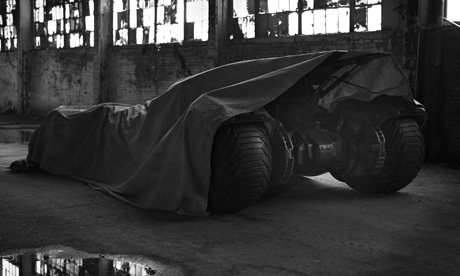 Batmobile new Snyder Batman v Superman
