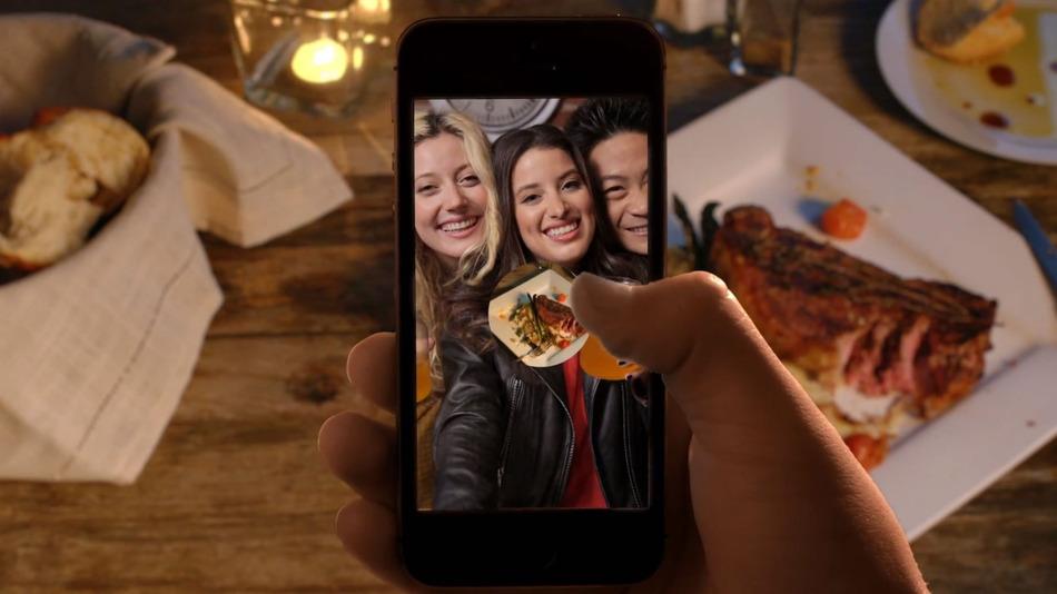 Snapchat funcionalidades 2014