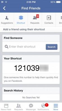 como encontrar a amigos en facebook