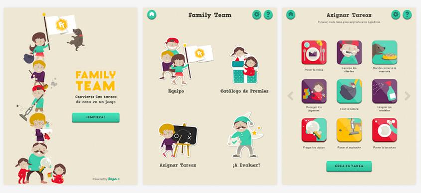 Family Team, Jugo
