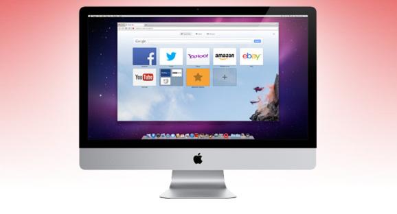 opera 21 para mac y windows