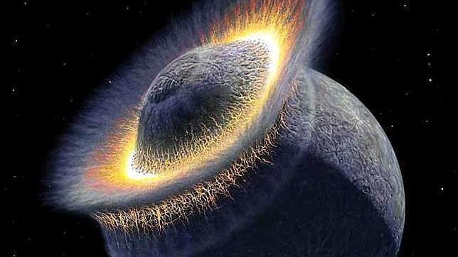 Theia-choque-Tierra-luna