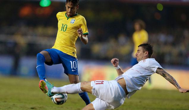partido-brasil y croacia 2014