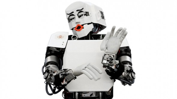 robot-comediante