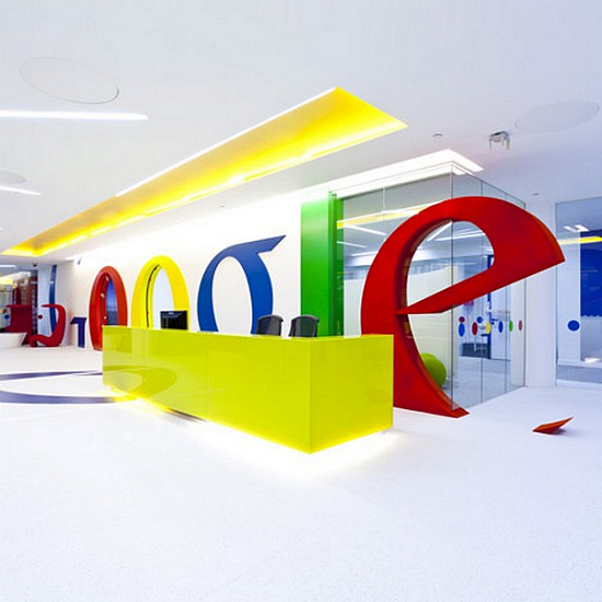 Google-London-Office