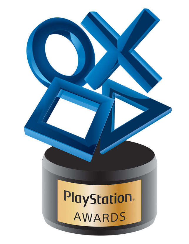 PlayStation-Awards