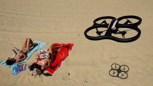 drones reglamento de uso