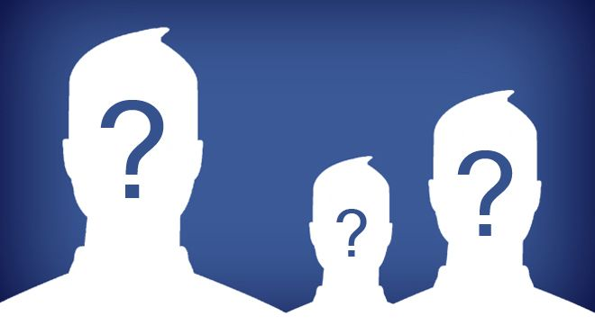 facebook genero