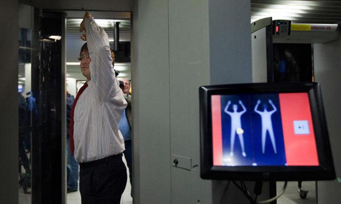 seguridad en aeropuertos