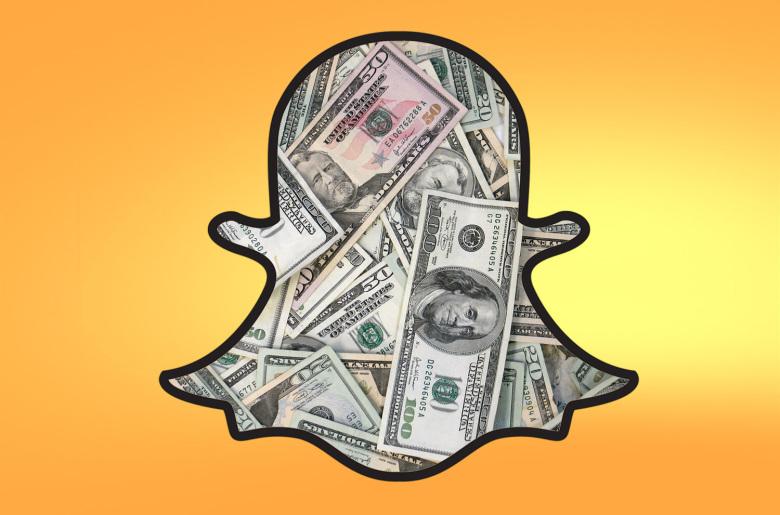 snapchat y Alibaba