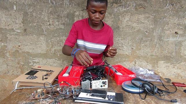 tecnologia en paises pobres