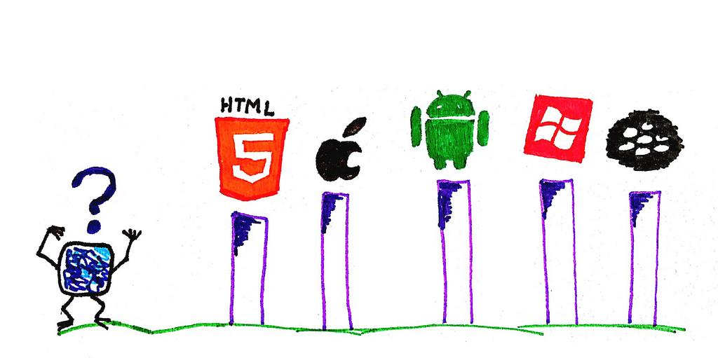 desarrollador de aplicaciones móviles yeeply
