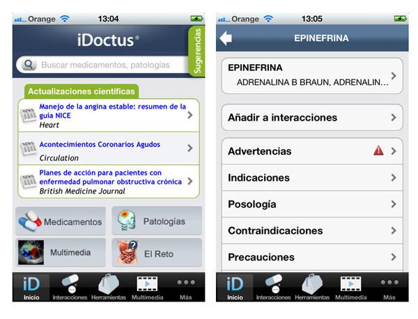 idoctus app