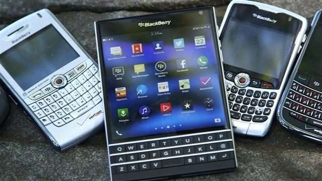 passport de blackberry