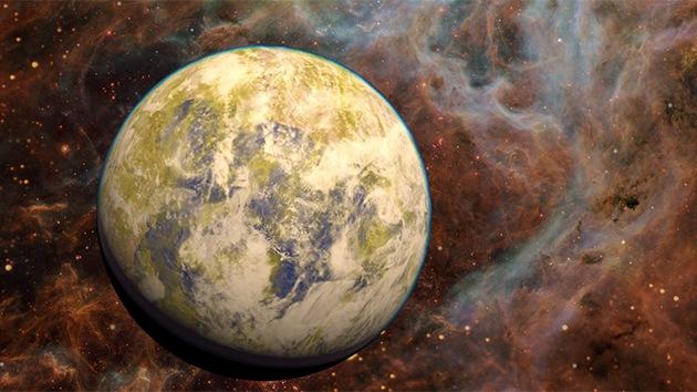 Gliese 832 c. El exoplaneta ha sido descubierto por el equipo de astronautas encabezado por Robert Wittenmyer, en julio de 2014 . Su año dura unos 36 días, pero su IST es del 81%. Su temperatura media se ha calculado en 22 grados, y se encuentra a unos 16 años luz. Se estima que podría tener agua líquida.