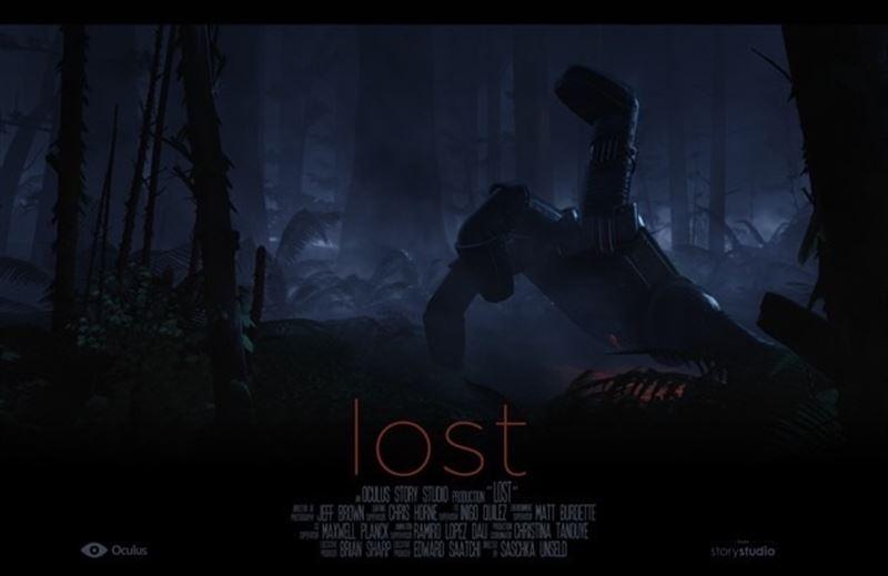 Lost cortometraje