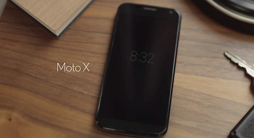 Moto-X.