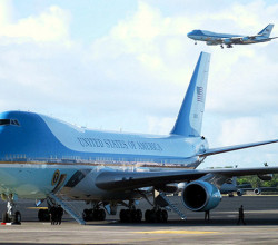 avion presidencial EEUU
