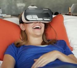 casco virtual de Samsung