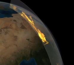arena del sahara