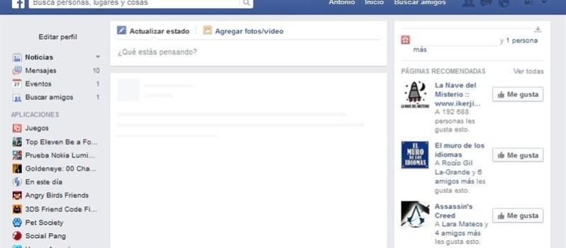 facebook postumo