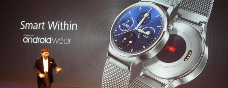 Smartwatch de Huawei