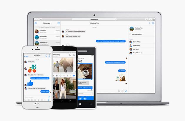 facebook-messenger web