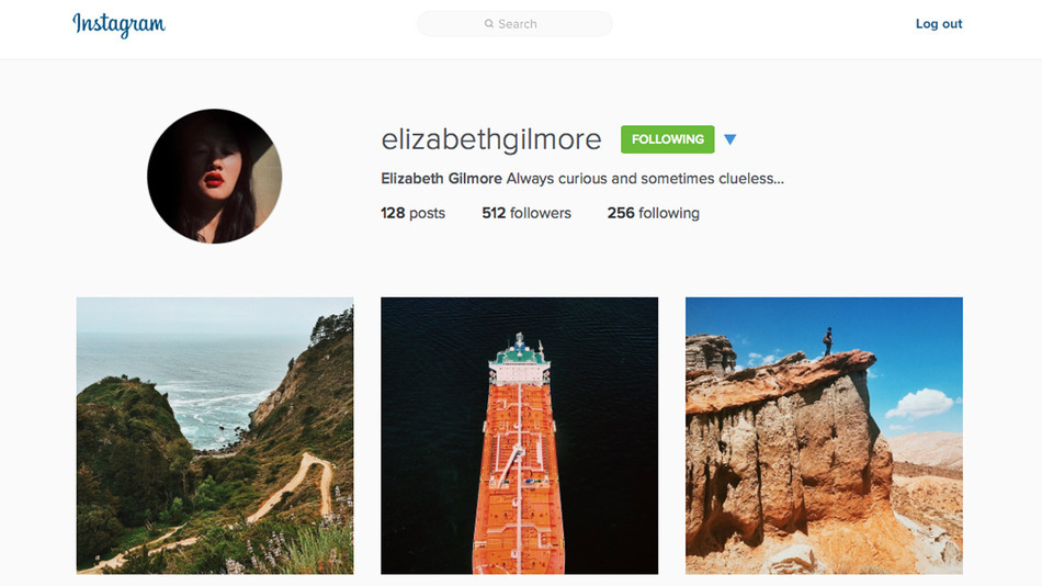 instagram-web-search