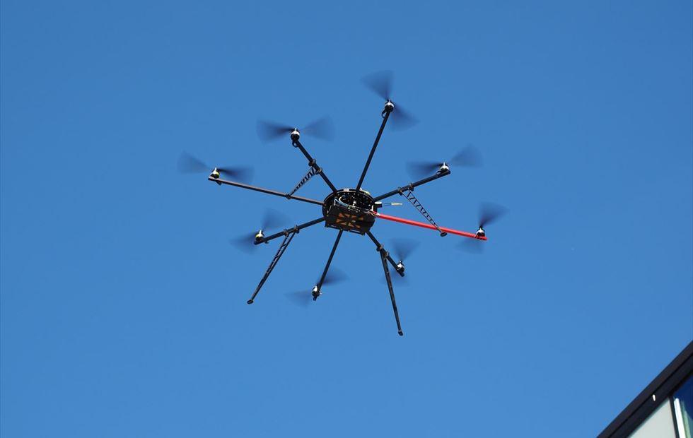 drones policiales