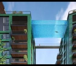 piscina f