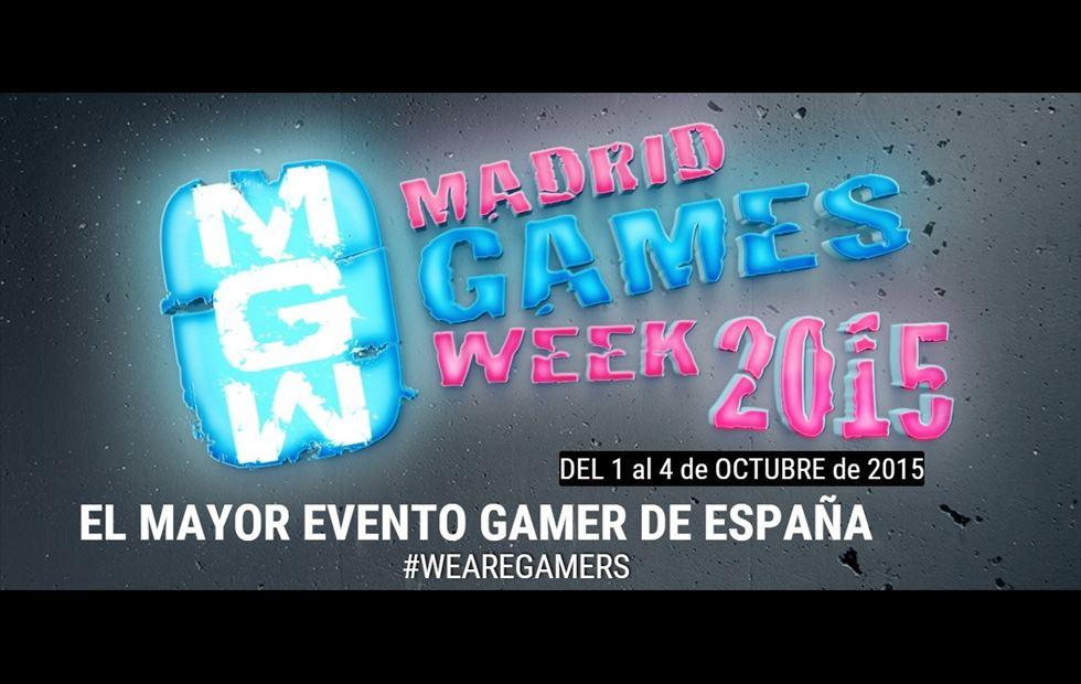 evento de gamers en españa 2015