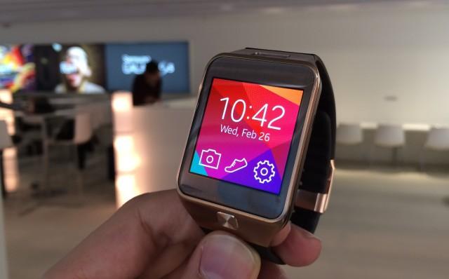 smartwatch gear 2