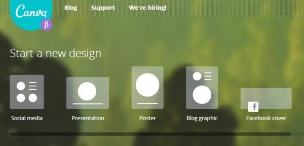 Herramientas para crear banners