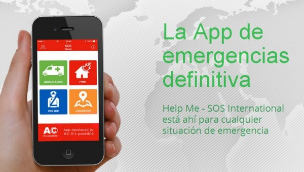 app de emergencias