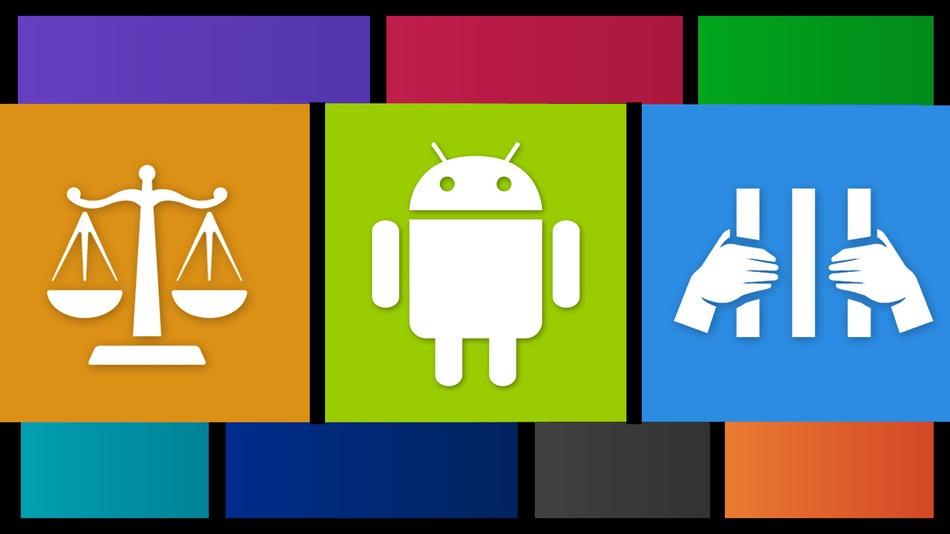 pirateria con app en android