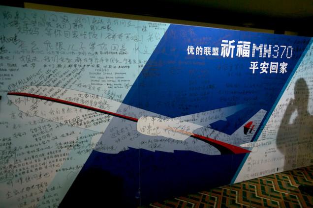 vuelo desaparecido MH370