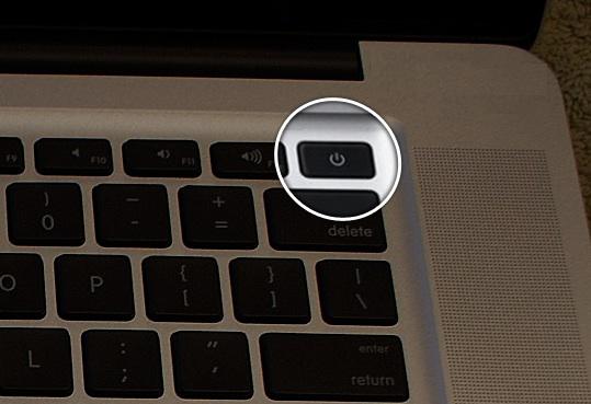 Apagado-MacBook