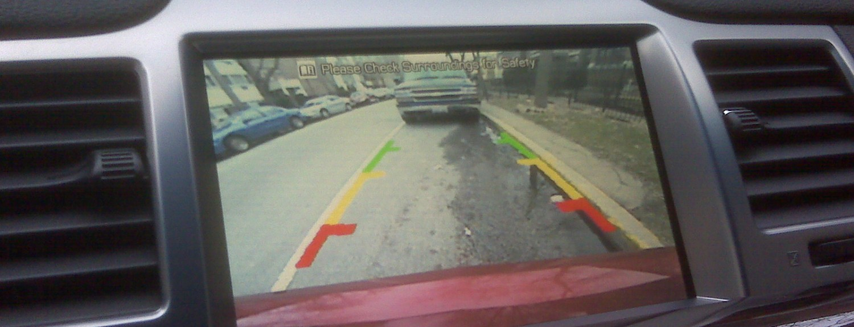 camara retrovisor coches