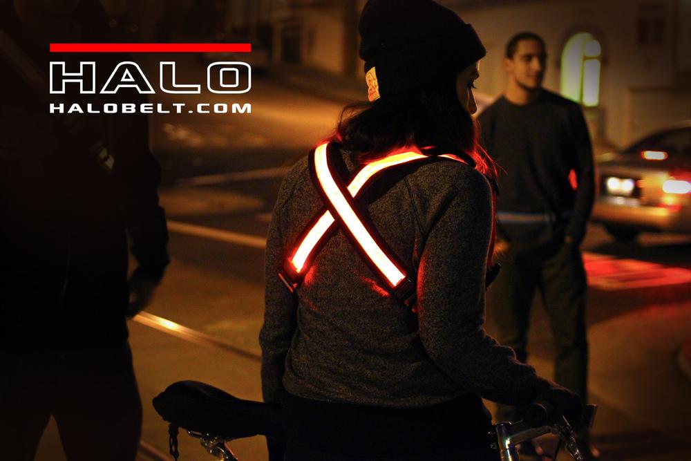 HALO BELT 2.0 X RED