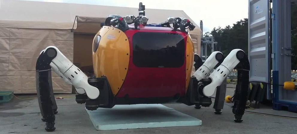 robot marino mas grande del mundo
