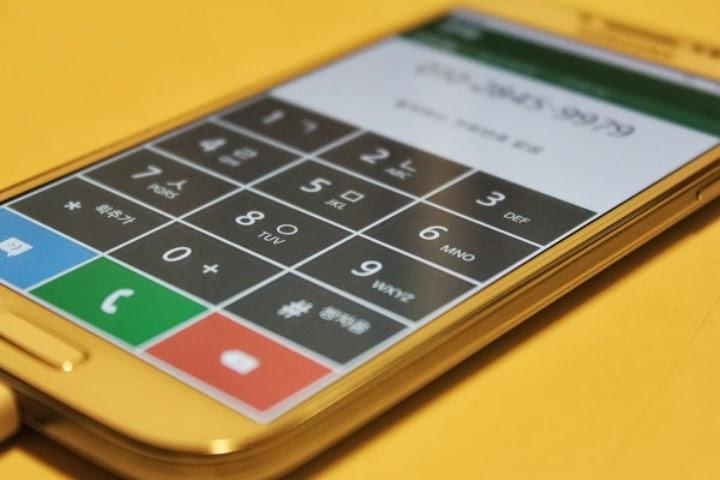 smartphone con tizen