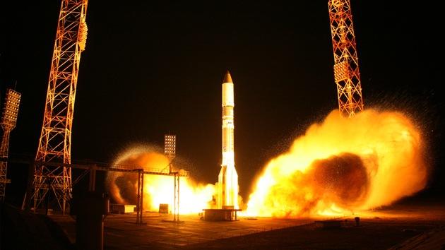 satelite de Rusia explota 2014