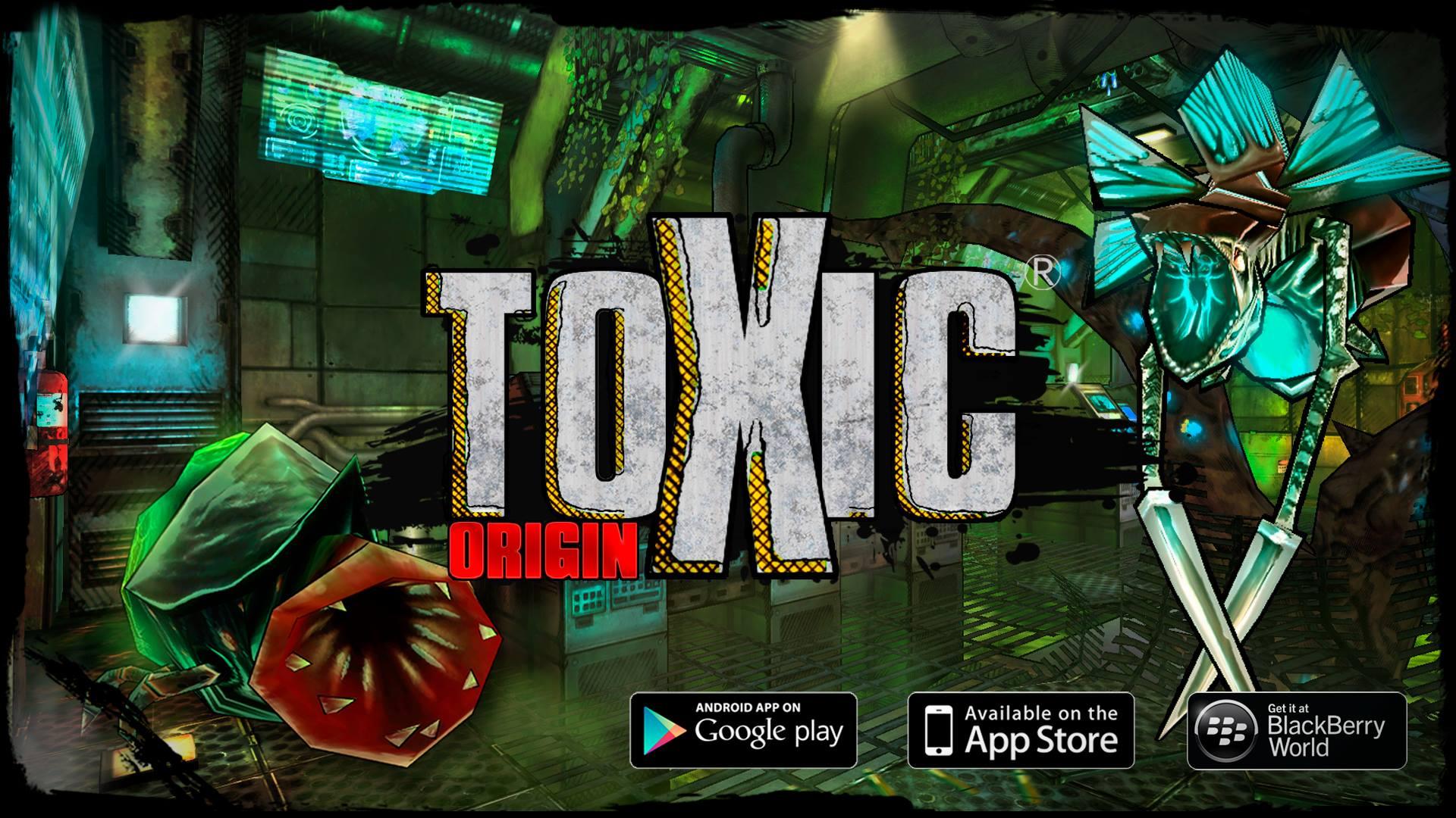 toxic origin, desarrollada en Yeeply