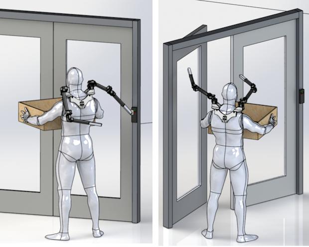 robot que te dota de brazos